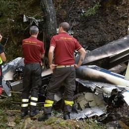 Idrovolante caduto in Valvarrone  Tutto archiviato: Aeroclub senza colpe
