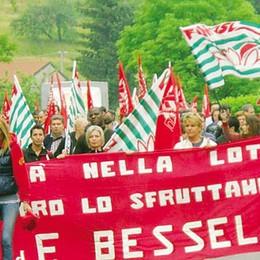 Santa Maria Hoè: vertenza Bessel  Confronto avviato sulla solidarietà