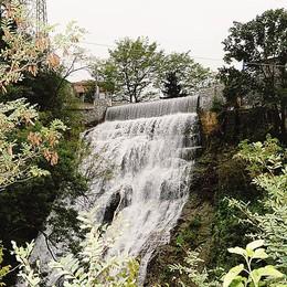 «La Littizzetto sulla cascata?  Pubblicità per l'Orrido»