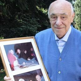 Addio al comm. Crippa  Guidò per vent'anni  i commercianti di Lecco