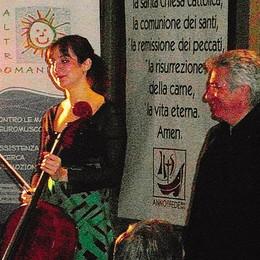 Vivaldi, Schumann e Franck   nel pomeriggio della Borsieri