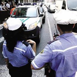C'è un posto di vigile urbano  Da tutta Italia 131 domande
