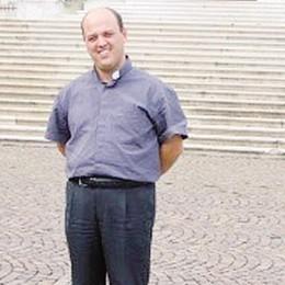 Ex assessore si fa  prete   Festa a Castello Brianza