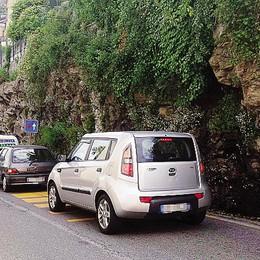 Il cantiere a Bellano  Automobilisti esasperati