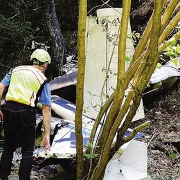Abbadia ricorda   le vittime dell'aereo