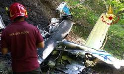 Incidente aereo in Valvarrone