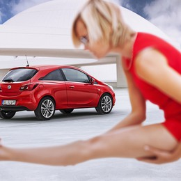 Nuova Opel Corsa  Quinta generazione