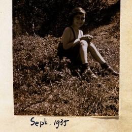 Anna Frank, il ricordo  nella brezza dell'Engadina