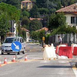 La rotatoria e il ponte sul Lambro  Due nuove idee anti traffico per Erba