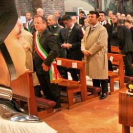La festa dei carabinieri  Autentica commozione  alla chiesa della Vittoria