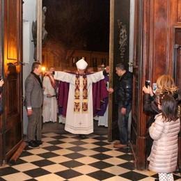 San Nicolò in festa  «Aperta la Porta,  fate spazio a Dio»