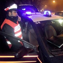 Carabinieri e vigili, controlli a Erba  «Rifaremo l'operazione antiladri»