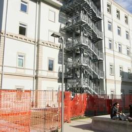 Lecco. La residenza studenti  Pronti duecento posti letto