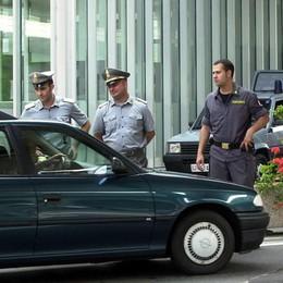 Ingegnere greco fermato in dogana con centomila euro