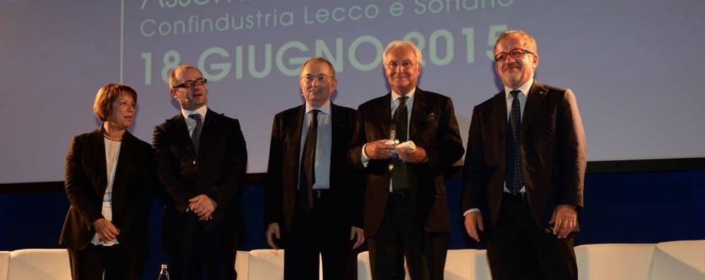 Nella terra di mezzo  Confindustria c'è  «Cambiamo l'Italia»
