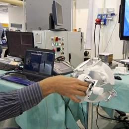 Lecco. Il brevetto del Cnr   presentato ai neuro chirurghi