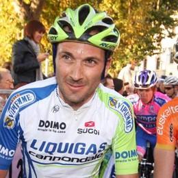 «Tanti auguri, campione»  I ciclisti del Don Guanella  pregano per Ivan Basso