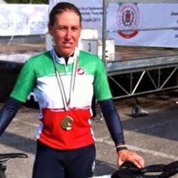 Altra perla di Silvia Valsecchi  Suo il tricolore a cronometro