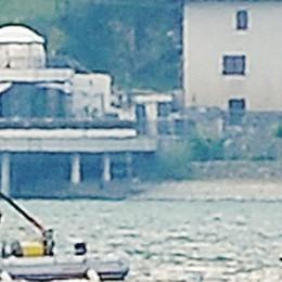 Disperso nelle acque del lago Ancora nessuna traccia