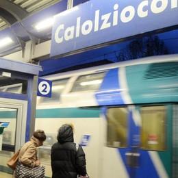 Calolzio bussa in Regione per i treni  «Serve una corsa ogni trenta minuti»