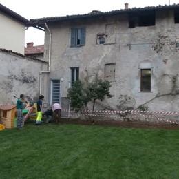 Villa Cabella, Annone investe per gradi  Si partirà con l'ala delle pertinenze