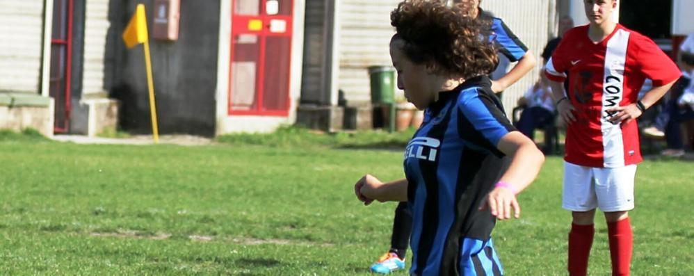 Calcio donne, brava Camilla   Talento all'Inter e ora in azzurro
