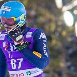Sci Coppa,uno slalom amaro  per il casatese Tommaso Sala