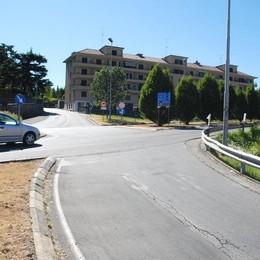 Rotonda di Casa Massimo  Il via entro due settimane