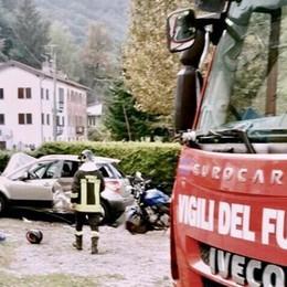 Motociclista morto a Porto Ceresio  Positiva alla cannabis la donna sull'auto