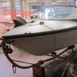 """Dalla """"tinozza"""" al cabinato di lusso  All'asta venti barche sequestrate"""