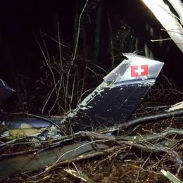 Tragedia dell'elicottero   Si indaga sulle cause