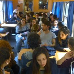 Riparte il Treno della Memoria  In carrozza studenti e non solo
