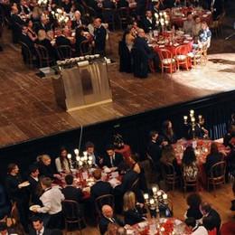 Addio a Veronesi, Como in lutto  Cancellata la cena di gala