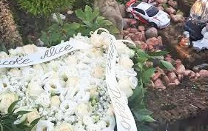 Papà Maurizio ha raggiunto Diego  Famiglia provata dal doppio lutto