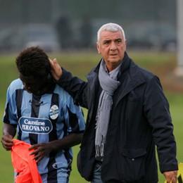 Beccalossi non molla  «Lecco merita la Lega Pro»