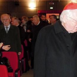 Visita di Scola a Erba  «La Chiesa è una famiglia»