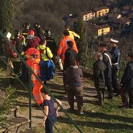 Cade da una scala al Santuario  Paura per un giovane a Montevecchia