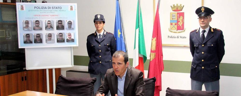 """Cocaina consegnata a domicilio  Finiti in carcere i """"pony express"""""""