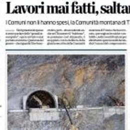 Sciopero dei poligrafici  Ma la Provincia di Sondrio  non vi abbandona   Oggi sul nostro sito  il quotidiano gratis in digitale