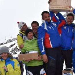 Trofeo Rupani ai Piani di Bobbio  Grande festa nel ricordo di Andrea