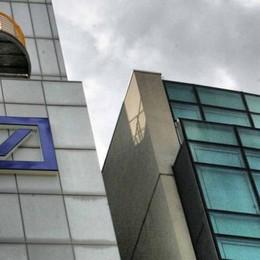 Deutsche Bank Italia cresce  L'utile netto segna un più 39%