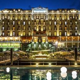"""I 50 alberghi top del """"Telegraph""""  Poker del lago di Como"""