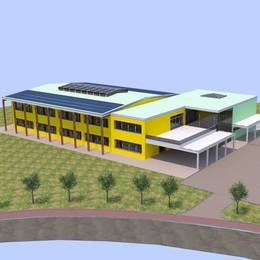 Campus da due milioni e mezzo di euro  Un progetto per aggiungere il posteggio