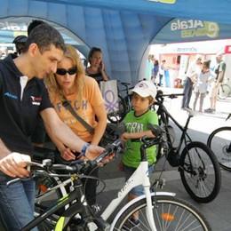 «BikeUp porterà benefici   anche al nostro turismo»