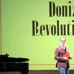 La prima delle Primavere di Lecco  Micheli, che passione il Donizetti off