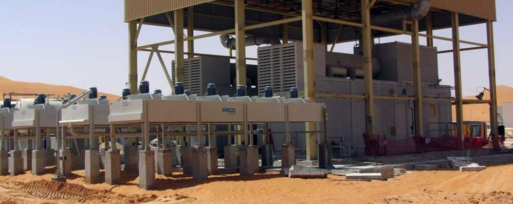 Commessa per il gasdotto turco  Vinta dalla Intergen di Lomagna