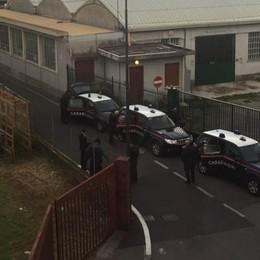 Cantiere occupato da abusivi  Erba, denunciati tre uomini