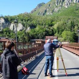 Se il ponte Vecchio  torna al passato