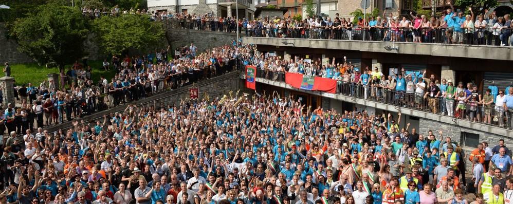Da Esino «Grazie Wikimania  Questo momento  ci ha trasformati»
