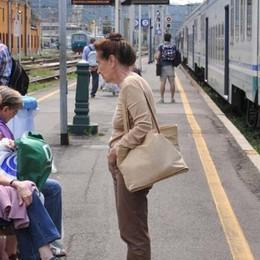 Treni guasti, lunedì nero  sulla Lecco-Milano